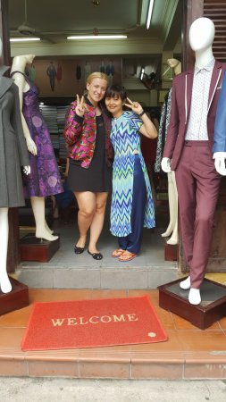 Bao Diep Tailor: Bomber jacket from bamboo silk