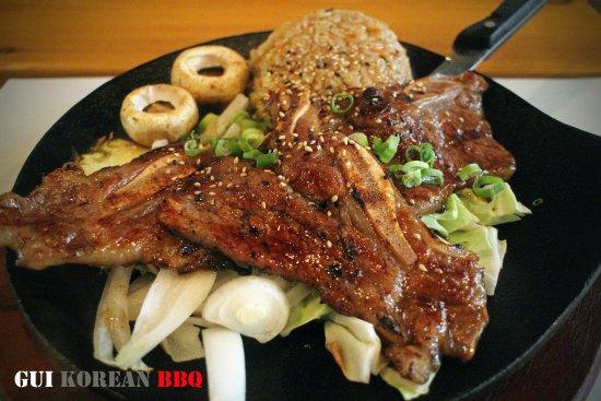 Gui Korean BBQ: Chef's Special - BBQ Short Ribs
