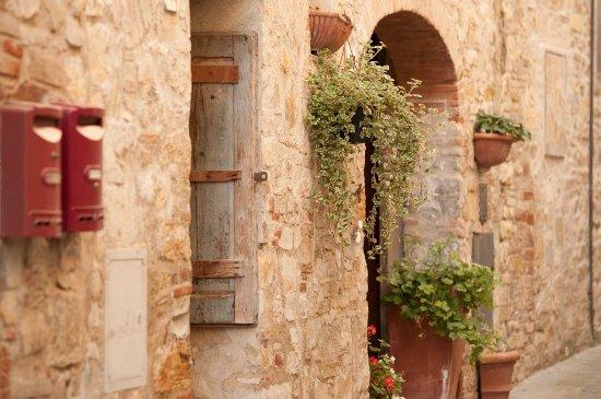San Donato in Poggio, อิตาลี: Palazzo Malaspina, atmosfera d'altri tempi
