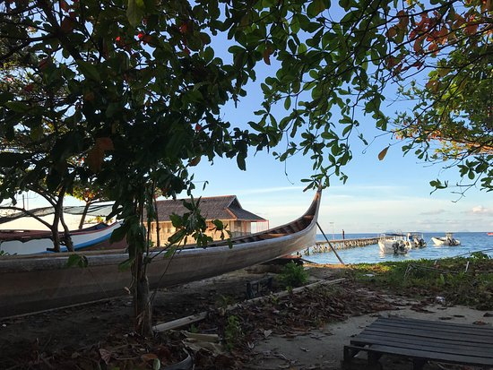 Scuba Junkie Mabul Beach Resort: photo1.jpg