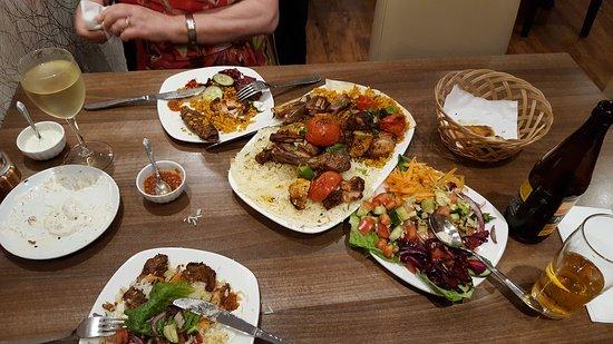 Anatolia restaurant mediterranean restaurant 28 orwell for Anatolia mediterranean cuisine
