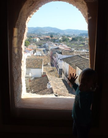 Torre Medieval de Alcalali