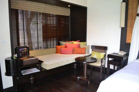 Anantara Mai Khao Phuket Villas: a lovely nook