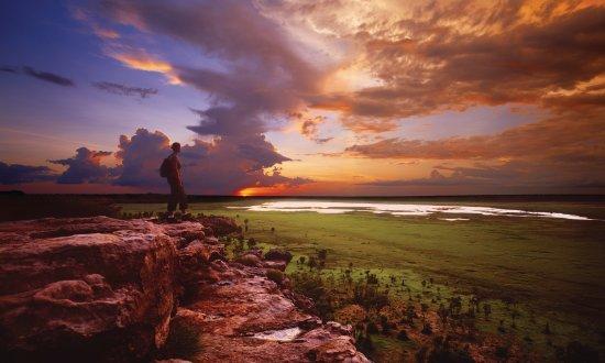 Top End, Australie : Ubirr, Kakadu National Park