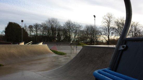 Radland's Skatepark Plaza