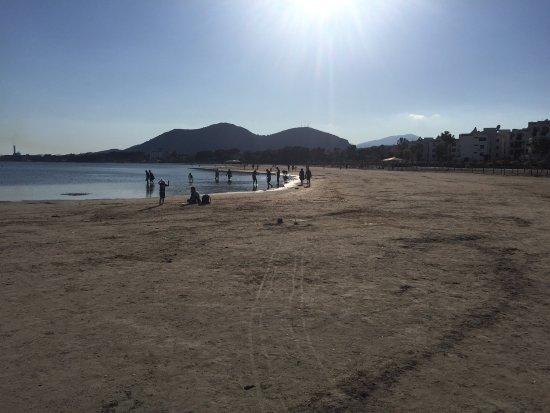 Playa de Aucanada