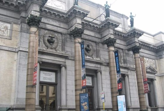 Royal Museums of Fine Arts of Belgium (Musees Royaux des Beaux Arts): Музей изящных искусств