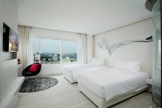 森塔拉水門亭閣曼谷酒店