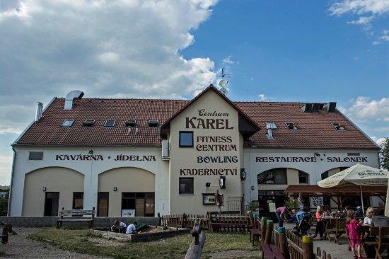 Bowling KAREL - Dolní Chabry