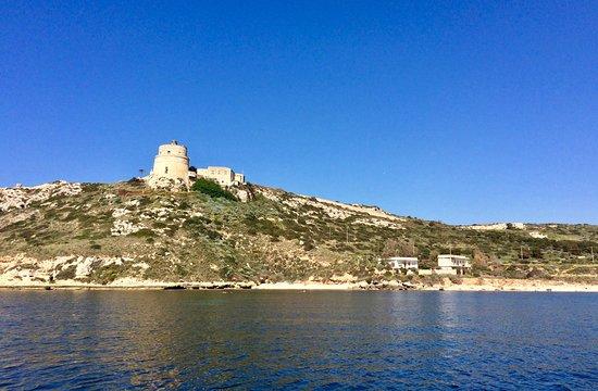 Sailing Center Marina Piccola: interesting ancient sights on the sailing trip.
