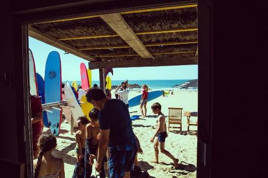 ESCF Anglet/ Billabong Surf School