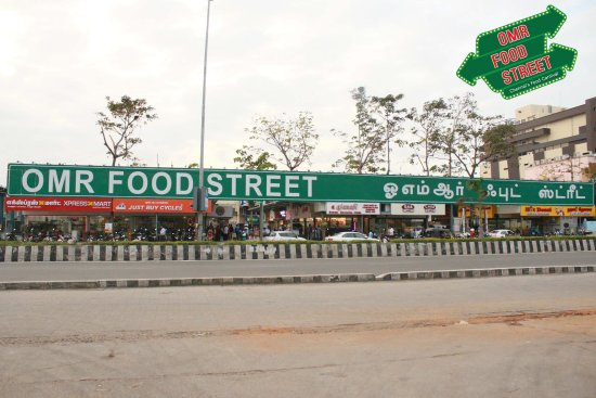 Navalur, India: Chennai's Largest Food Carnival - experience varied cuisines across all parts of India in one pl