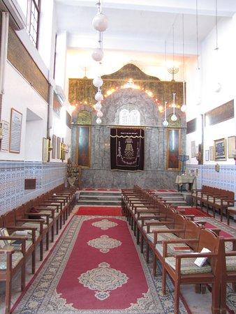 Mellah : joodse synagoge