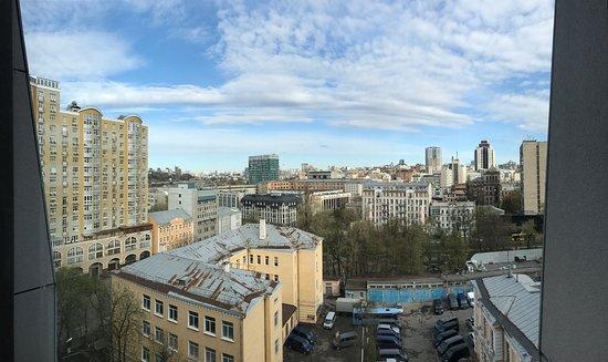 Holiday Inn Kiev: 9th floor room scene