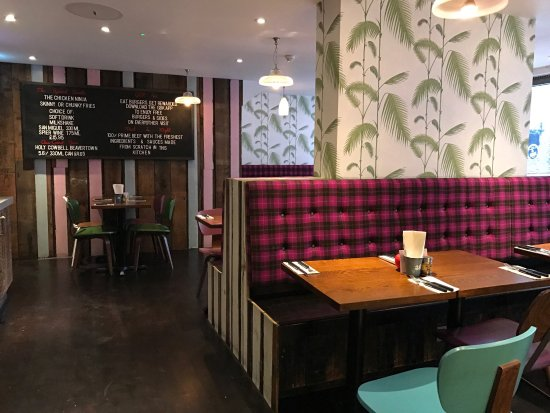 Gourmet Burger Kitchen York Review