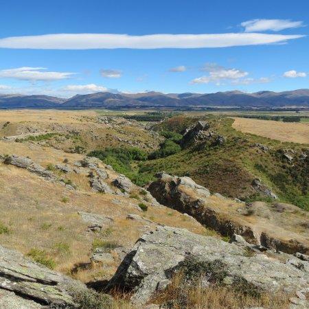 Omakau, Nueva Zelanda: Vistas everywhere
