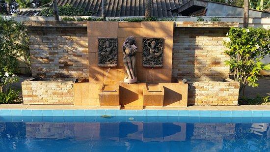 Praepimpalai Thai Spa & Resort: Pool area