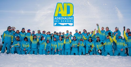 Adrenaline (ESI) Ecole de Ski Verbier