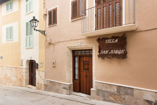 Villa San Jorge