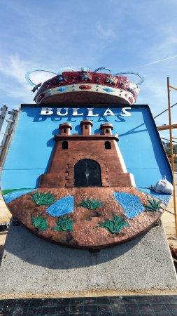 Bullas, Spanien: Bar marisquería El Caracoles