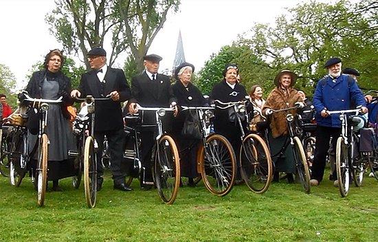 Amstel Bike