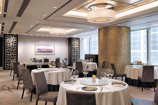 Cordis, Hong Kong: Two Michelin Starred Ming Court Interior