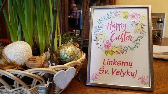 Panevezys, Lituania: Deja Vu Restoranas