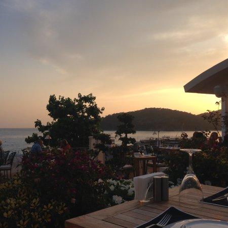 Jade Terrace Food & Drink: Sunset