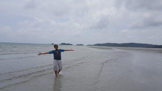 Bintan Lagoon Resort Golf Club : Menikmati indahnya pantai bintan