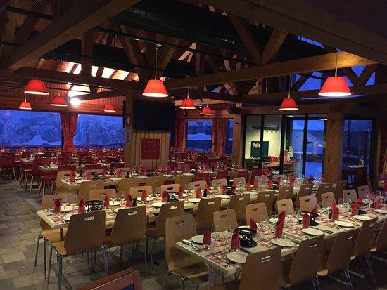 La croix de culet champ ry restaurant avis num ro de for Champery restaurant