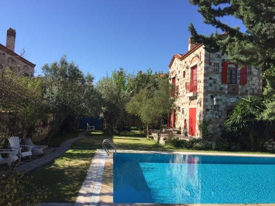 Alacati Zeytin Konak Hotel Foto