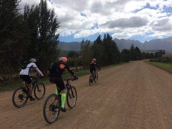 Epic Traing Tour in Greyton and the Riviersonderend Valley