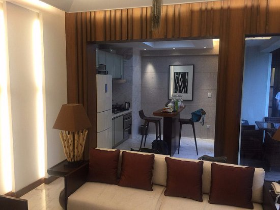 Huidong County, China: 酒店大廳