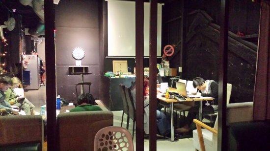 Backpackers Inn, Taipei: 貝殼窩港都青年旅舍台北2