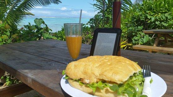 Titikaveka, Cook Islands: 20170403_113647_large.jpg