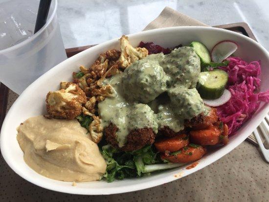 Vegetarian Restaurants In Columbus