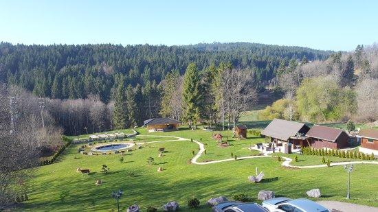 Hausern, Almanya: Hotel Waldlust