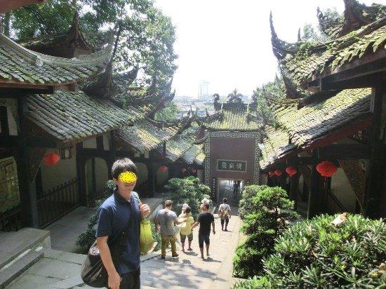 Dujiangyan-billede