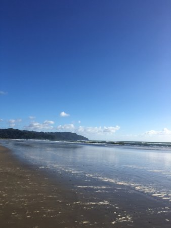 Waihi Beach, New Zealand: Just down the road is...