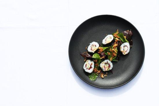 Le Cap Seguin: Les makis de légumes