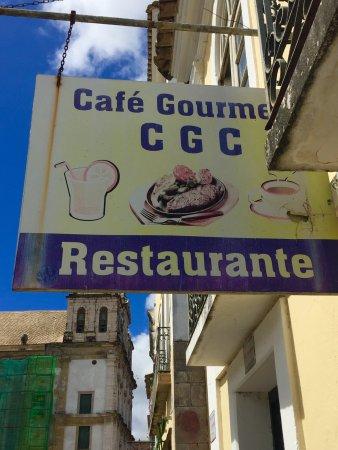 CGC Cafe Gourmet Cigarro Photo