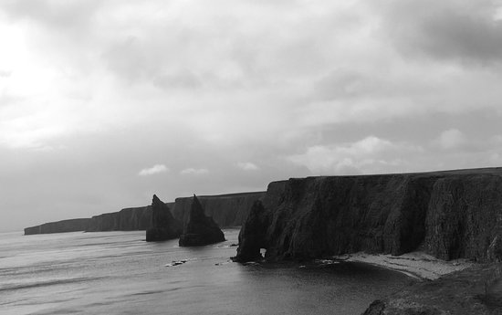 John O'Groats, UK: Great lunch stop after the spectacular Duncansby Head