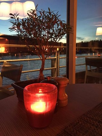 Le Cap Seguin: La vue au coucher du jour