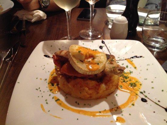 Navan, Irlanda: Mediterranean chicken