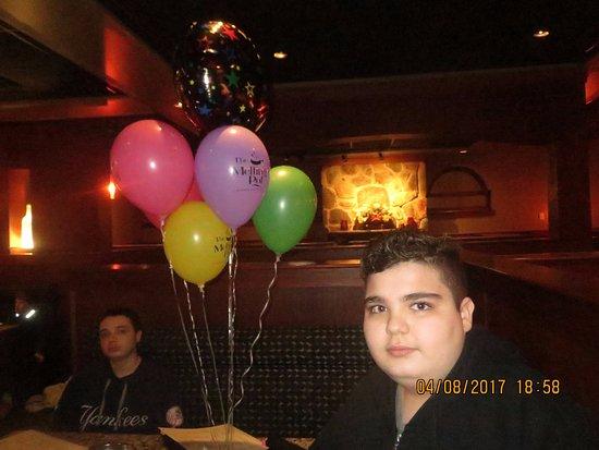The Melting Pot: Anthony's 13th birthday.