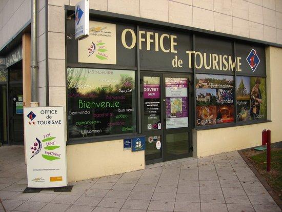Office de Tourisme en Pays Saint Pourcinois