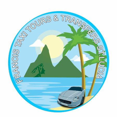 Vieux Fort, St. Lucia: Look Out For Our Logo!!