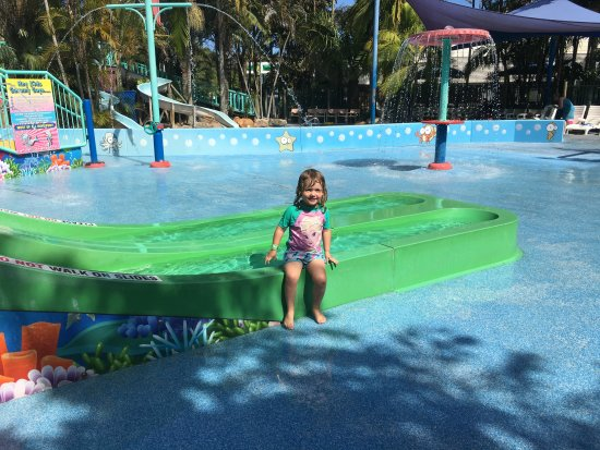 Hastings Point, Avustralya: Water park. Awesome.