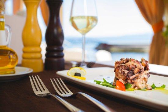 Vongola : Salata od hobotnice