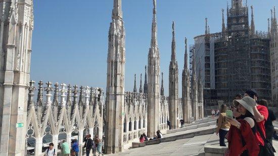 Terrazze del Duomo - Foto di Terrazze del Duomo, Milano - TripAdvisor